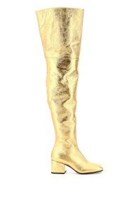 Item - Gold Boots/Booties