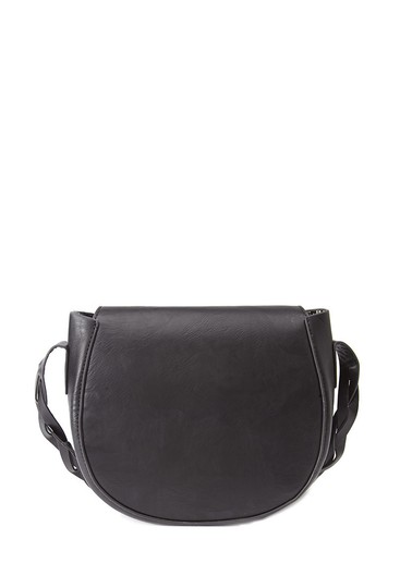Other Embossed Faux Leather Cross Body Bag