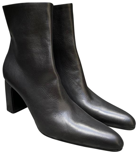 Item - Black New Pointed Toe Paprika Leather Ankle Boots/Booties Size EU 36 (Approx. US 6) Narrow (Aa, N)