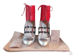Miu Miu Tri-color Boots