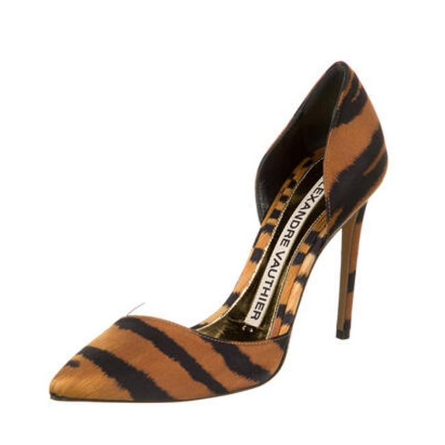 Item - Animal Print Angelina Pumps Size US 6 Regular (M, B)