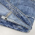 American Eagle Outfitters Blue Hi Rise Festival Jean Shorts Size 4 (S, 27) American Eagle Outfitters Blue Hi Rise Festival Jean Shorts Size 4 (S, 27) Image 10