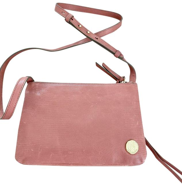 Item - New Gally Dusty Rose Leather Cross Body Bag