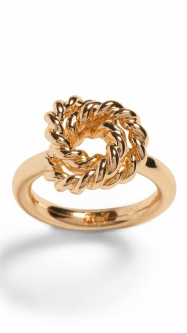 Item - Gold Twisted Ring
