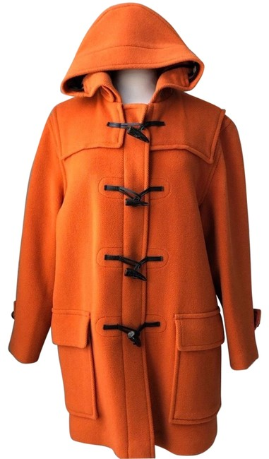 Item - Orange Coat Size 14 (L)