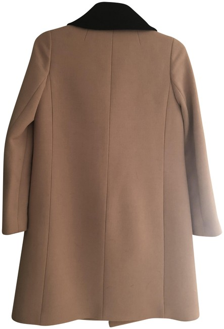 Item - Pink and Black Coat Size 4 (S)
