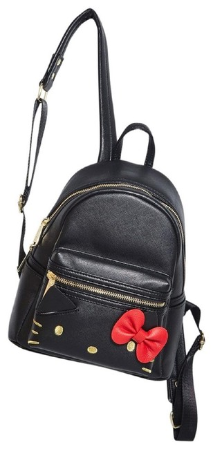 Item - Modcloth For Hello Kitty Pop Culture Cutie Black Backpack