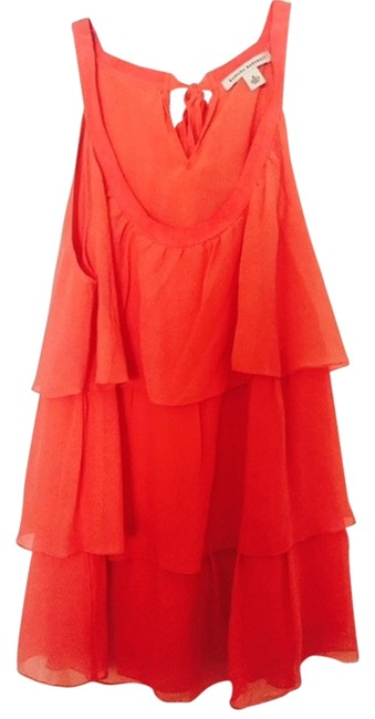 Preload https://item4.tradesy.com/images/banana-republic-coral-blouse-size-4-s-2807593-0-0.jpg?width=400&height=650