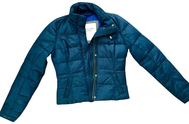 Item - Navy Full Down/Waterfowl Winter Puffer Jacket Coat Size OS (one size)