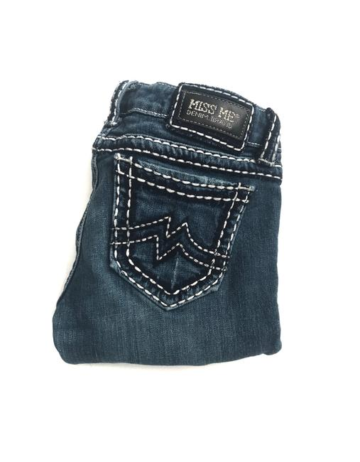 Item - Blue Sunny Straight Leg Jeans Size 4 (S, 27)