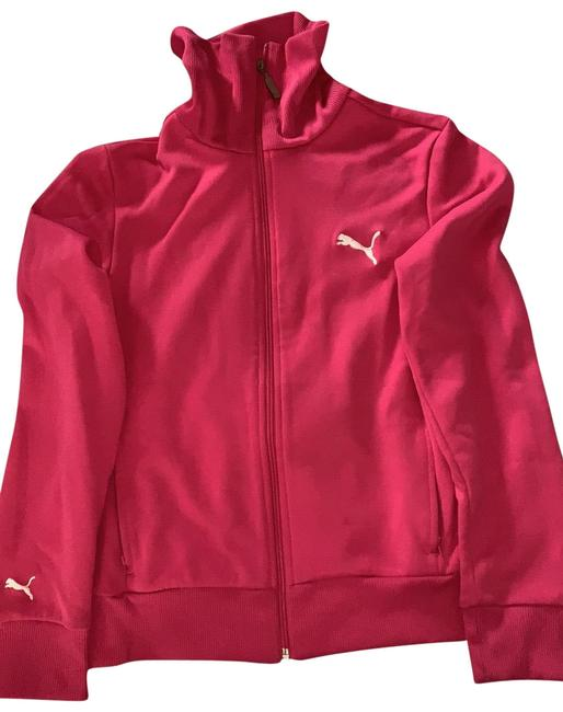 Item - Pink Track Activewear Outerwear Size 8 (M)