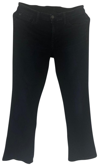 Item - Blue Coated Relaxed Fit Jeans Size 8 (M, 29, 30)