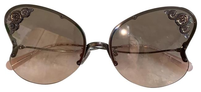 Item - Silver Butterfly Sunglasses