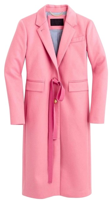 Item - Pink Nwot. Collection Wool / Cashmere Topcoat Coat Size 00 (XXS)