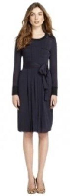 Preload https://item5.tradesy.com/images/tory-burch-navyblack-melora-jersey-above-knee-workoffice-dress-size-2-xs-28079-0-0.jpg?width=400&height=650