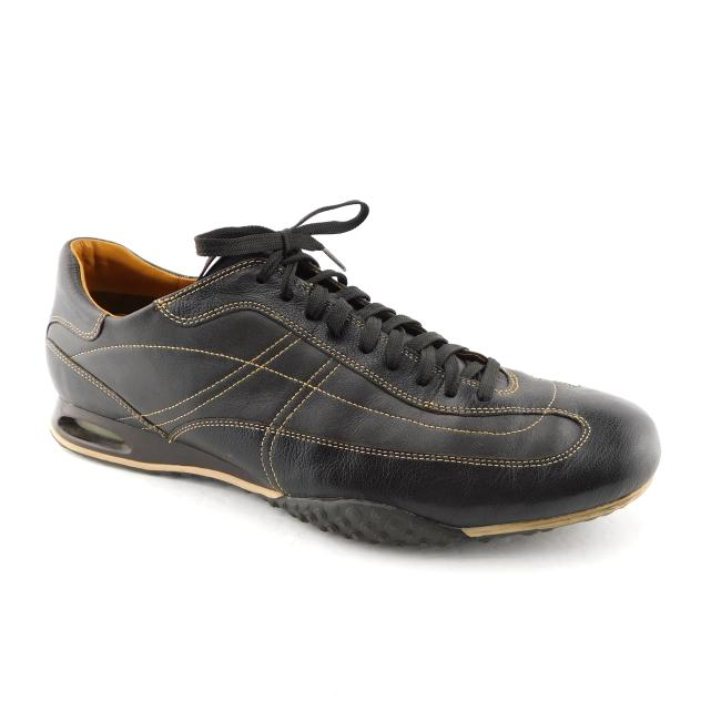 Item - Brown Nike Air Leather Fashion Sneakers Casual Shoes
