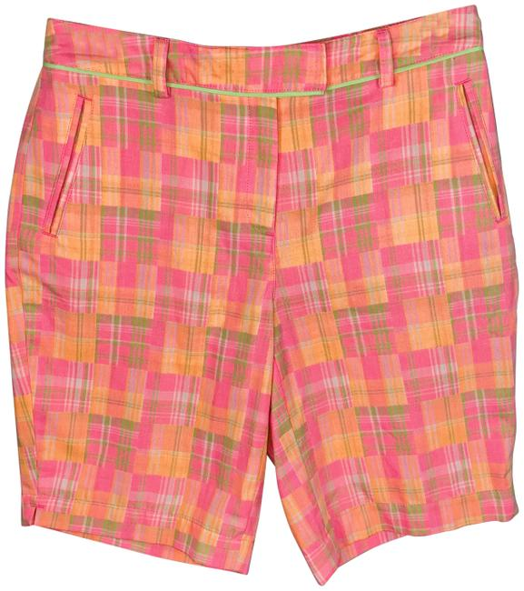 Lady Hagen Multicolor Patchwork Nwts Shorts Size 4 (S, 27) Lady Hagen Multicolor Patchwork Nwts Shorts Size 4 (S, 27) Image 1