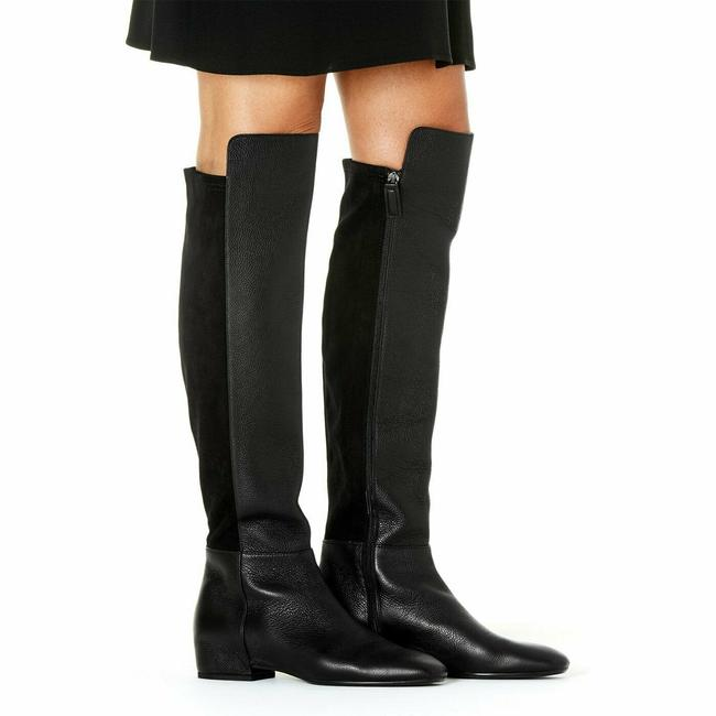 Item - Black Uli Boots/Booties Size US 7 Regular (M, B)