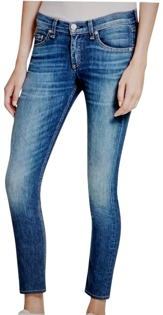 Item - Rae Medium Wash Skinny Jeans Size 27 (4, S)