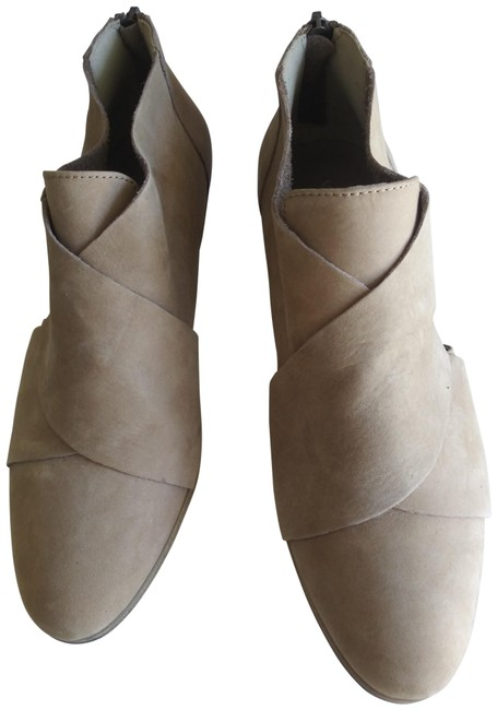 Item - Taupe Los Angeles Boots/Booties Size US 9 Regular (M, B)