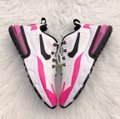 Nike Pink Women's Air Max 270 React Hyper Technology Delivers An Extremely Smooth Ride Reduces Weight and Adds Sneakers Size US 7 Narrow (Aa, N) Nike Pink Women's Air Max 270 React Hyper Technology Delivers An Extremely Smooth Ride Reduces Weight and Adds Sneakers Size US 7 Narrow (Aa, N) Image 4