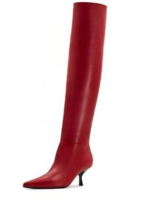 The Row Red Boots