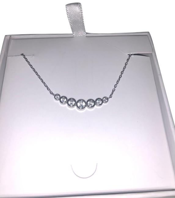 Item - Silver with Cz Necklace