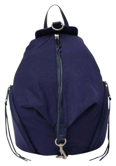 Item - Julian Navy Nylon Backpack