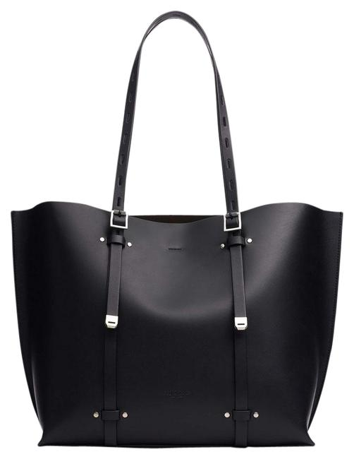Rag & Bone Field Black Leather Tote Rag & Bone Field Black Leather Tote Image 1