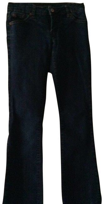 Preload https://item2.tradesy.com/images/pepe-jeans-blue-medium-wash-boot-cut-jeans-size-25-2-xs-280836-0-0.jpg?width=400&height=650