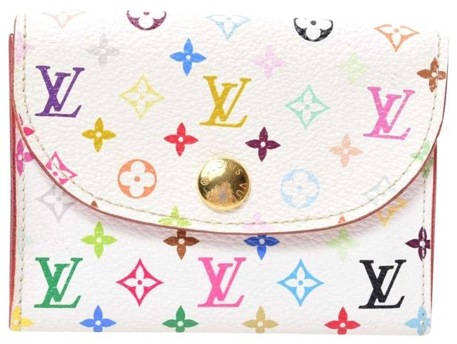 Louis Vuitton Multi-color Multi Card Case Bron Wallet Louis Vuitton Multi-color Multi Card Case Bron Wallet Image 1