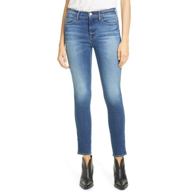 Preload https://img-static.tradesy.com/item/28084205/frame-blue-le-high-released-skinny-jeans-size-32-8-m-0-0-650-650.jpg