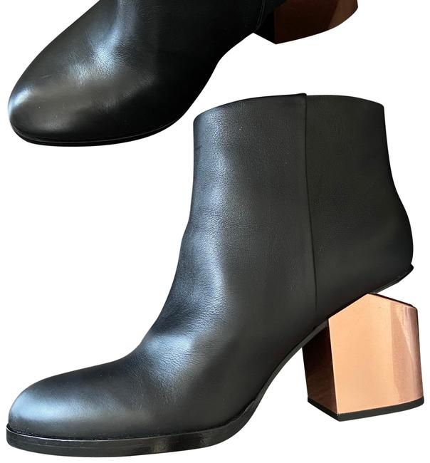Item - Black Ankle Boots/Booties Size EU 40 (Approx. US 10) Regular (M, B)