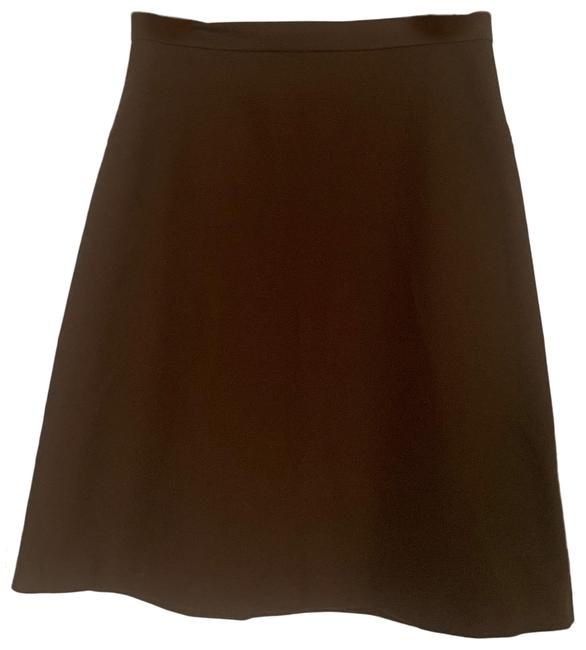 Item - Brown Skirt Size 4 (S, 27)
