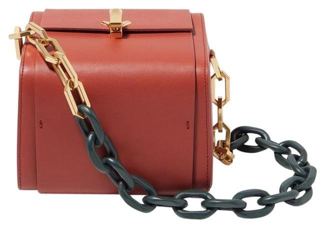 Item - Po Cube Leather Tote