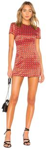 House of Harlow 1960 short dress Red on Tradesy