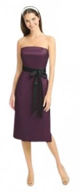 Preload https://item3.tradesy.com/images/alfred-sung-red-403bordeaux12-knee-length-cocktail-dress-size-12-l-28087-0-0.jpg?width=400&height=650