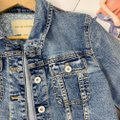 Anthropologie Blue Pilcro and The Letterpress Eyelet Jacket Size 2 (XS) Anthropologie Blue Pilcro and The Letterpress Eyelet Jacket Size 2 (XS) Image 9