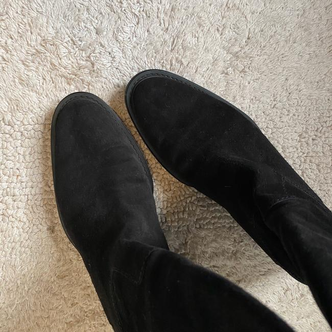 Tod's Black Suede Knee High with Buckles Boots/Booties Size EU 36 (Approx. US 6) Regular (M, B) Tod's Black Suede Knee High with Buckles Boots/Booties Size EU 36 (Approx. US 6) Regular (M, B) Image 5