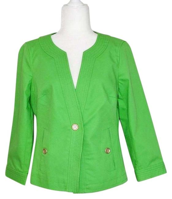 Item - Green Gold Cape Jacket Size 8 (M)