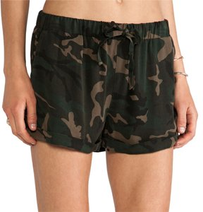 Sanctuary Clothing Mini/Short Shorts camo