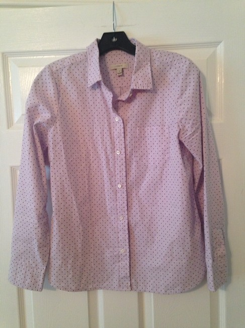 J.Crew Button Down Shirt Lavender