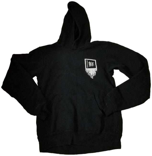 Black Out Of Bounds Sweater Jacket Size 4 (S) Black Out Of Bounds Sweater Jacket Size 4 (S) Image 1