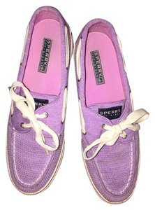Sperry Top-Sider Purple Athletic