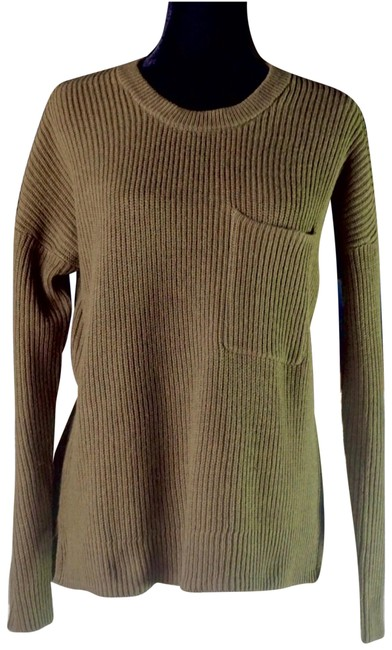 Item - XS Thompson Pocket New Olive Green Sweater