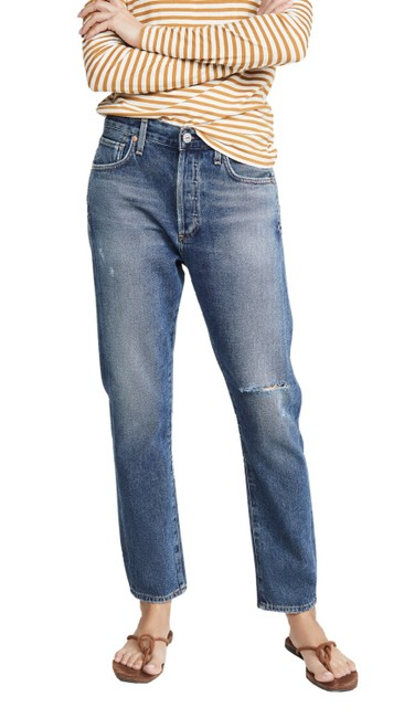 Item - Turnaround Distressed Corey Slouchy Slim Boyfriend Cut Jeans Size 24 (0, XS)