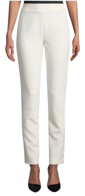 Item - Cream Bella Double Weave Skinny Pants Size 0 (XS, 25)