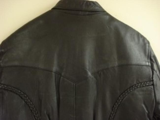 Barneys New York Motorcycle Jacket