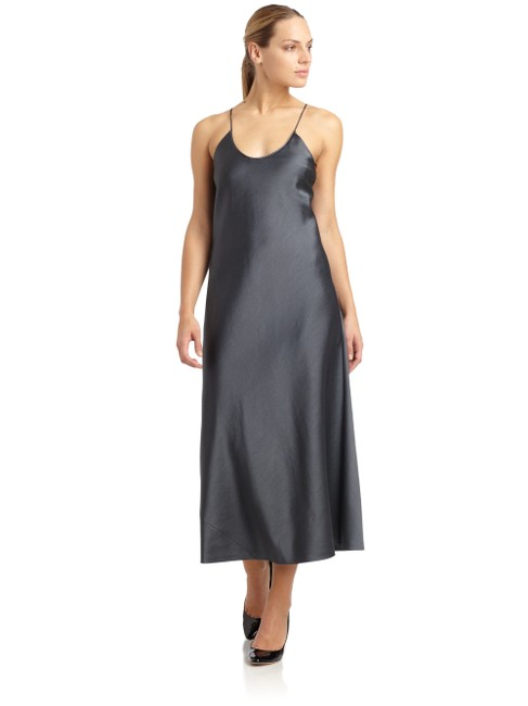 Preload https://img-static.tradesy.com/item/2809960/calvin-klein-gray-collection-mid-length-formal-dress-size-8-m-0-1-650-650.jpg