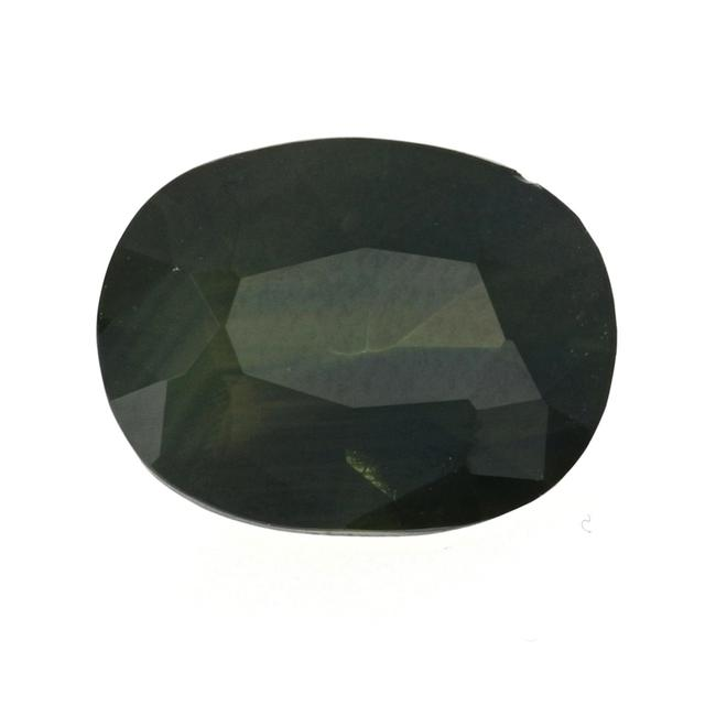 Item - Green Loose Sapphire - Oval Cut 1.99ct Solitaire